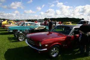 mustang and hot rods by Sceptre63