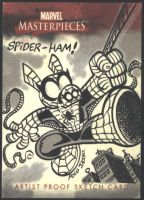 MM Spider Ham by POLO-JASSO