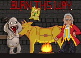 Burn this way by Gipokras