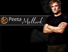 Peeta Mellark by thecrazythingsofRomy