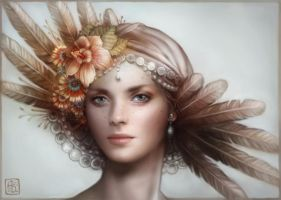 Plumage by escume