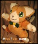 Mikan plush by Siplick