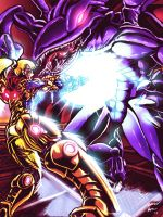 Metroid: Samus VS Ridley-Last Shot by TheGTC