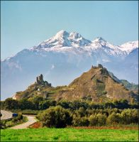 Sion - Switzerland by jup3nep