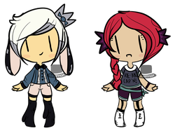 Collab adopts~ (OPEN, price reduced) by checkered-crime