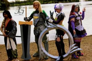 Soul Calibur V Cosplay- Choose your Character by ManticoreEX