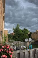 Storms a brewin by LuminatX