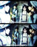 SNK/AOT : My room? by xcredensjustitiamx