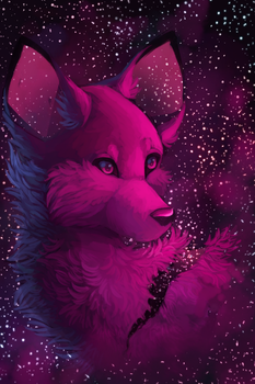 Space dog by TacoNoobGamer