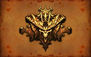 Book of Cain: Diablo Crest by Holyknight3000