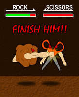 FINISH HIM!! by UrLogicFails