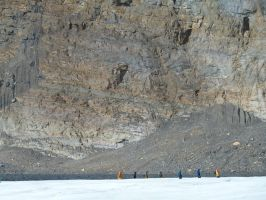 Athabasca Glacier 48 by raindroppe