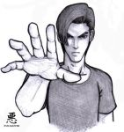 Heroes - Peter Petrelli by Evilmatter