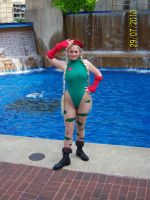 Cammy White 2 Otakon 2010 by TrueChimaera