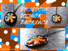 Frostcup Hijack necklace by ItalyFrance99