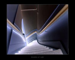 Assembly of Light by welder