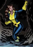 Shadowcat by Bertilsdotter