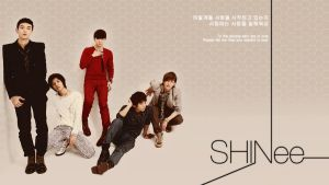 Wallpaper, SHINee Hello by sangriaa