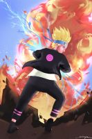 Boruto by HuntBerry