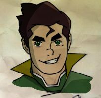BOLIN is love by arsventi17