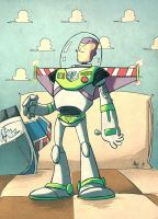 Tys Buzz Lightyear by dcjosh