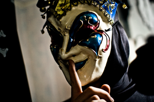 The mask by DexiL