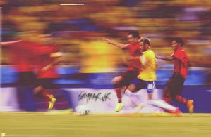 Neymar Jr by beneagle