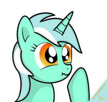 What? Lyra, what? by StarlessNight22