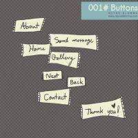 001 Buttons by NEYNE-BLOMMA