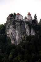 Castle Bled by UniqueNudes