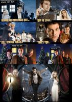 doctor who Christmas specials by CPD-91