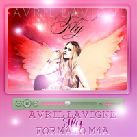 MUSICA|Avril Lavigne|Fly|M4a by FrecitaDulse