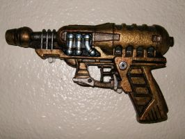 Modified Pulse Pistol 1 by KiraBlackwell
