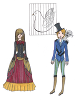 The Robber Bridegroom by ChaosLinen