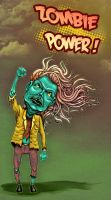 ZOMBIE POWER by RusRed