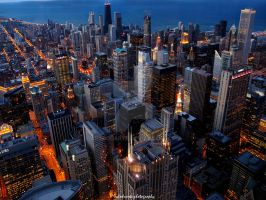 Chicago oh Chicago by artoduarte