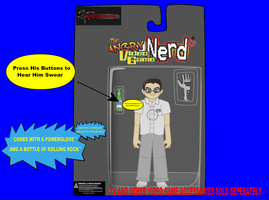 AVGN Action Figure by PPG-Katelyn