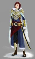 Ayanna, General of the Snow by Nyte-Tyme