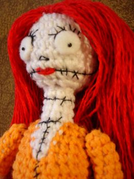 Sally from 'Nightmare before C by tatti-k