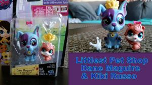 LPS Dane Maguire and Kiki Russo by Vesperwolfy87
