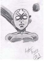 avatar aang by kenshirevived92
