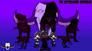 The Octosaurs Republic by thebestmlTBM
