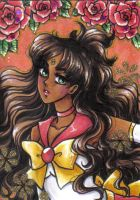 ACEO #12 Sailor Theta by MTToto