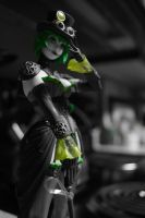 Duela Dent Ame-Comi Photo Fun by gardawamtu