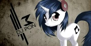 DJ Pon3 wallpaper by Gypsypictures