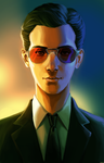 Call Me Artemis Fowl by AlisaTheArtiste