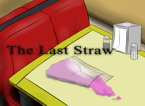 The Last Straw Cover by Golvanious