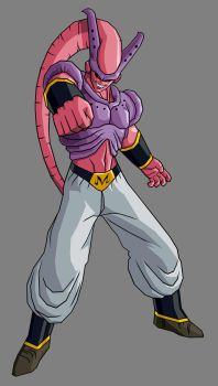 Super Buu - Janemba Absorbed by hsvhrt
