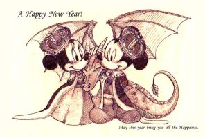 Happy New Year 2012 by chico-110