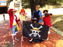 Anime Fest One Piece by Spilled-Sunlight